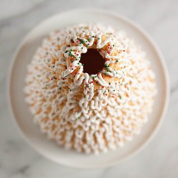 норвежский новогодний торт