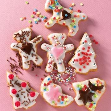 печь печенье вместе с детьми