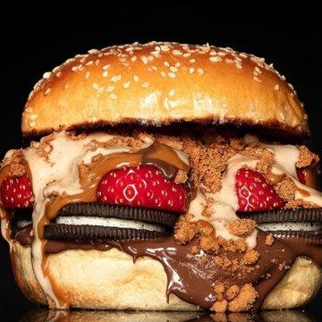 Десертные гамбургеры 2