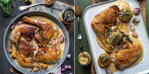 Как приготовить рецепт из курицы по-парижски 1