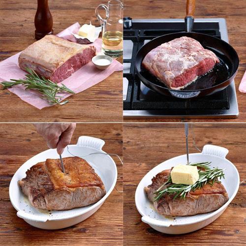 Как приготовить ростбиф из говядины в духовке 1
