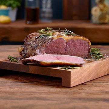 Как приготовить ростбиф из говядины в духовке