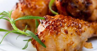 Рецепт курицы на сковороде