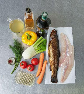 Холодец рецепт с рыбой 1