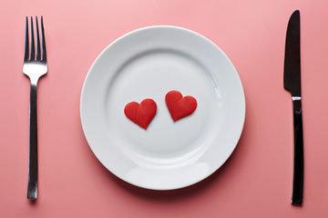 Вкусные блюда на День Валентина
