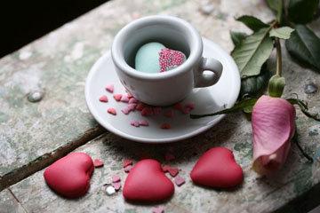 Выпечка на День Валентина