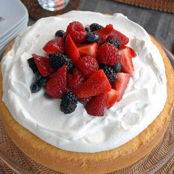 Как подать HotMilk Cake