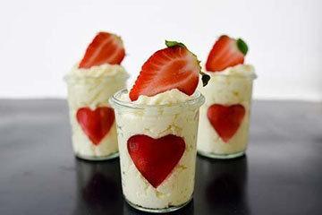 Меню на День Валентина
