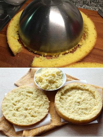 Простой рецепт торта Мимоза