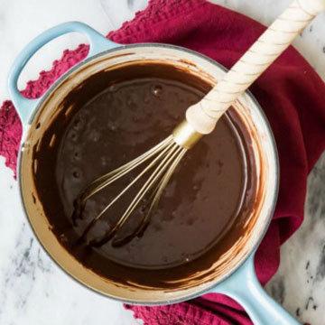 С шоколадной глазурью. 1