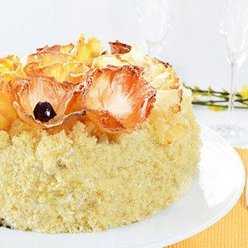 Торт Мимоза 1