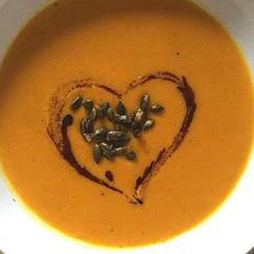 Тыквенный суп 1