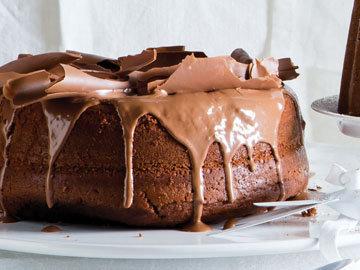 Шоколадный молочный пирог 1