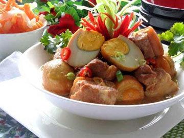 Как приготовить Тхит Хо тау 4