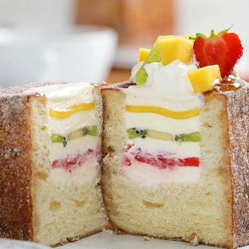 А-ля Французские-тосты-пирог French Toast Bowls