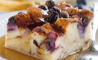 Быстрый пирог French Toast