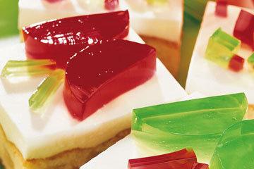 Желейные торты- это вкусно, полезно и малокалорийно