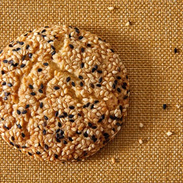Кунжутное печенье с медом 4