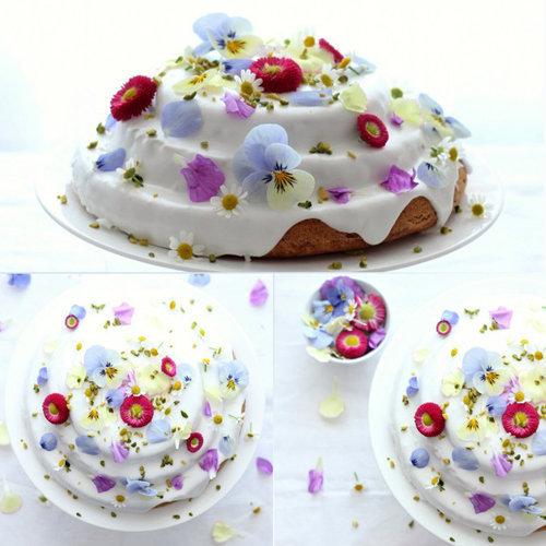 Морковно-ореховый торт deluxe