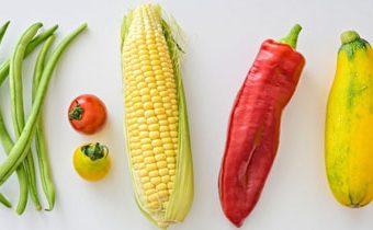 Овощные блюда в Пост