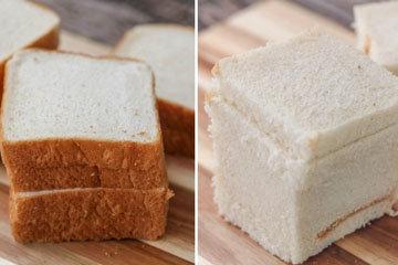 Рецепт быстрого пирога из тостов 2