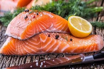 Самый легкий рецепт рыбы лосось 5