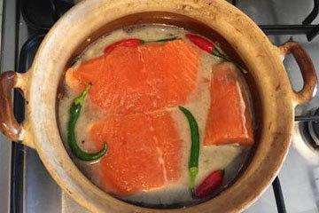 Самый легкий рецепт рыбы лосось 8