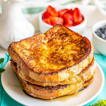 Easy-French-toast