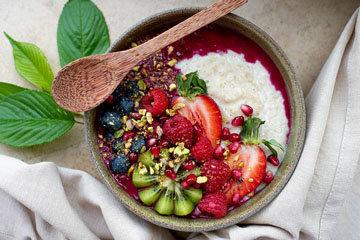 Porridge - порридж