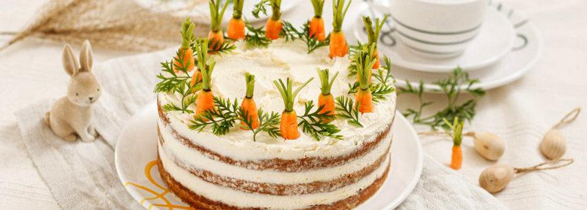 Slider Морковный пирог рецепт на Пасху