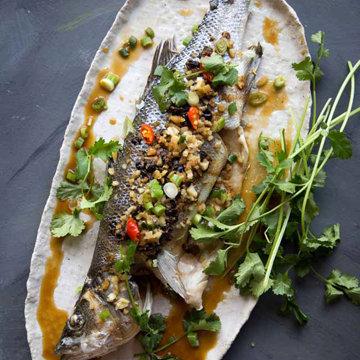 Вот как приготовить рыбу на пару