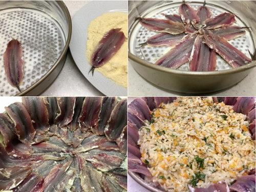 Как готовить Плов с анчоусами Hamsili Pilav 4