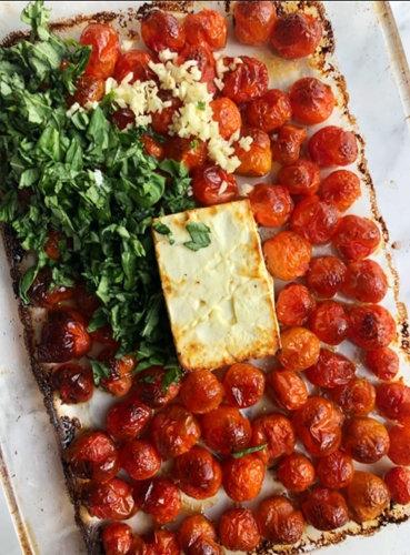 Как приготовить пасту с сыром и помидорами 2