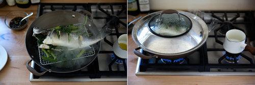 Как приготовить рыбу на пару 4