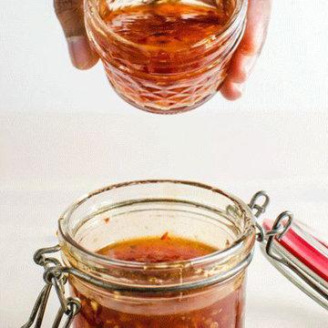 Как пригототвить Острый соус чили 1