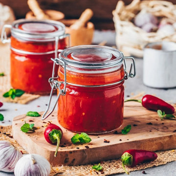 Рецепт ферментированного сладкого соуса чили