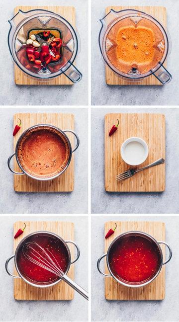Тайский сладкий острый соус чили