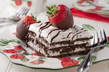 Этот пирог не надо даже печь