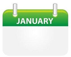 1. Январь